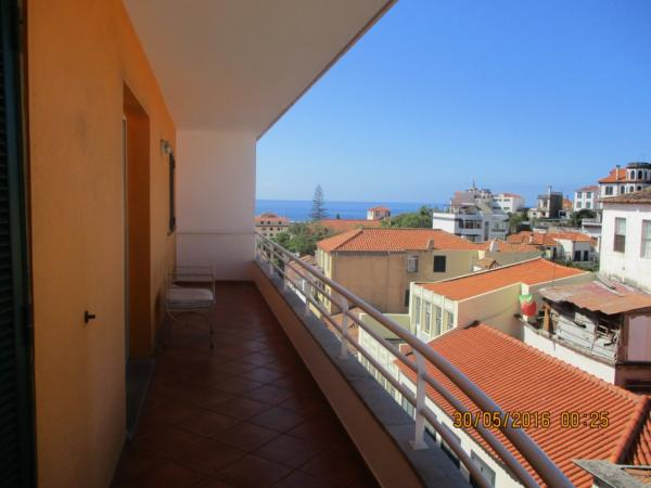 APARTAMENTO T2 NO CENTRO DO FUNCHAL